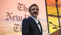 Chobani CEO Hamdi Ulukaya announced the incubator at the New York Times Food for Tomorrow Conference
