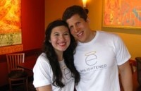 Beyond Better Foods/Enlightened Ice Cream founder and CEO Michael Shoretz and his sister Lily