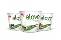 Morinaga's ALOVE Japanese style aloe vera yogurt preps for US market