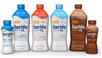 We're driving much of the growth in value-added dairy, fairlife