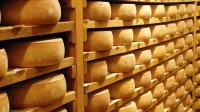 Parmigiano-Reggiano isn't so popular among Koreans. © iStock