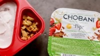 Chobani's Flip is the #1 brand in the 'mix-in' yogurt segment with a 35% share, claims the company
