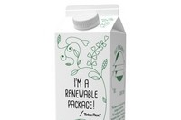 Tetra Pak launches 'world's first' 100% plant-based carton