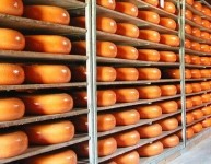 Cheese accounts for around half of all Dutch dairy exports.