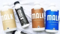MALK organic cold pressed nut milks roll out nationwide at Kroger