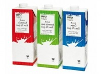 High-end UK retailer M&S's first long-life milk range