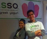 Yasso co-founders Amanda Klane and Drew Harrington identified a gap in the market, and cashed in very, very quickly....