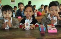 Tetra Pak, Myanmar government team up to boost school milk consumption