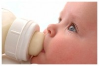L-histidine is naturally present in breast milk.