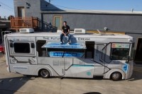 Nitropod's Food Truck and the CEO, Scot Rubin