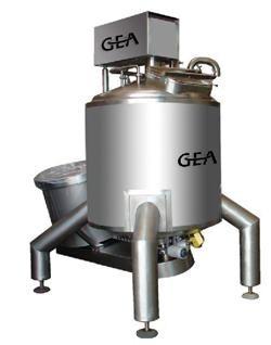 Mixer gea