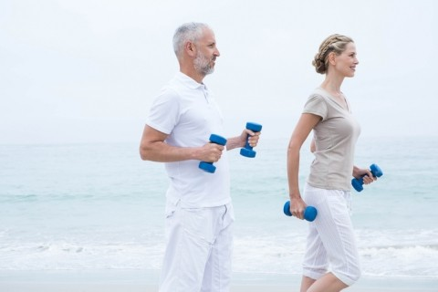how to stop muscle loss with aging