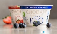 Chobani chief marketing and brand officer Peter McGuiness says he is